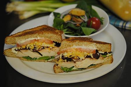 John's Club House Sandwich