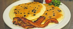 Snow Queen Restaurant - Fluffy Buttermilk Pancakes
